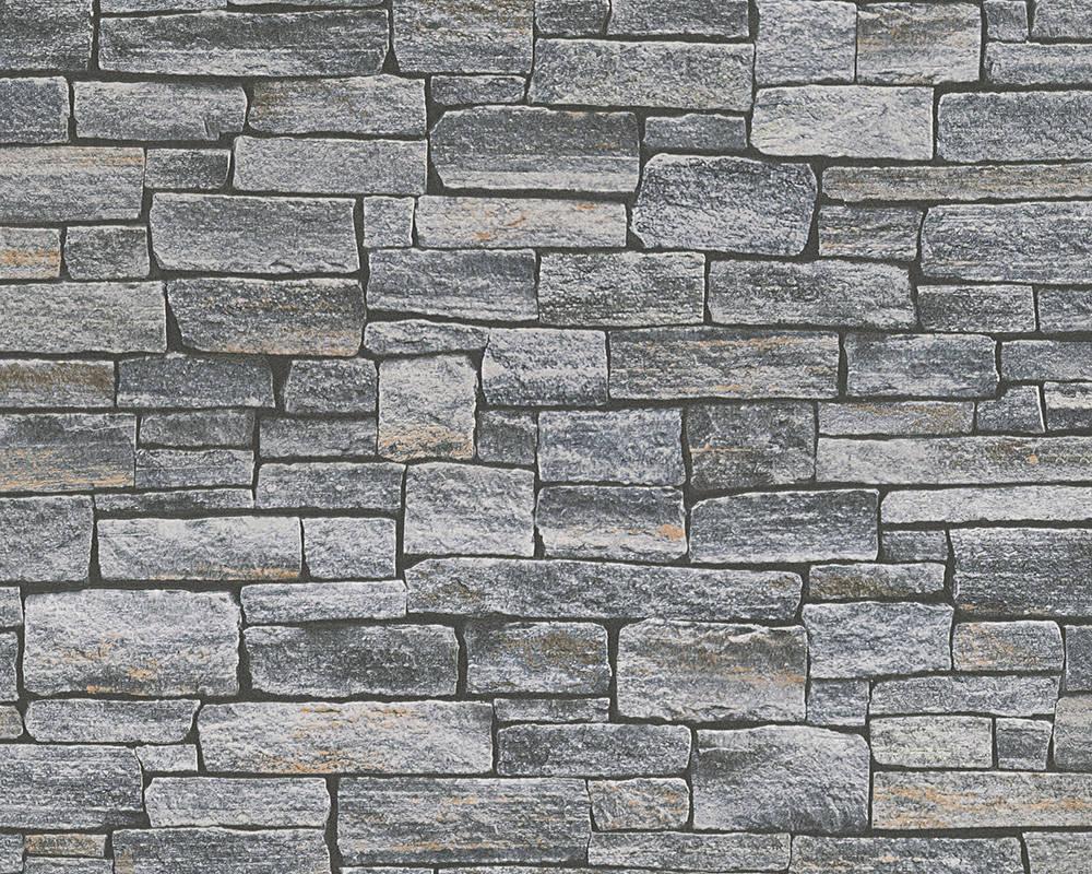 Papel de Parede Wood'n Stone 2 958711 - Rolo: 10m x 0,53m