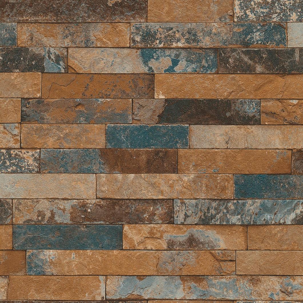 Papel de Parede Factory III 475104 - Rolo: 10m x 0,53m