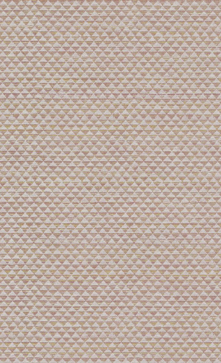 Papel de Parede com Triângulo Bazar 219442 - Rolo: 10m x 0,53m