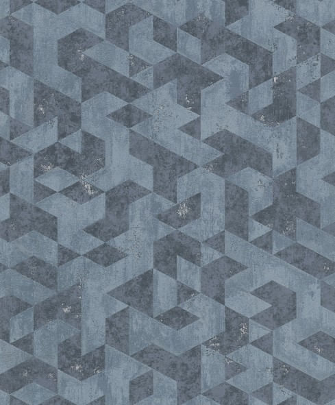 Papel de Parede Elune EN3501 - Rolo: 10m x 0,53m