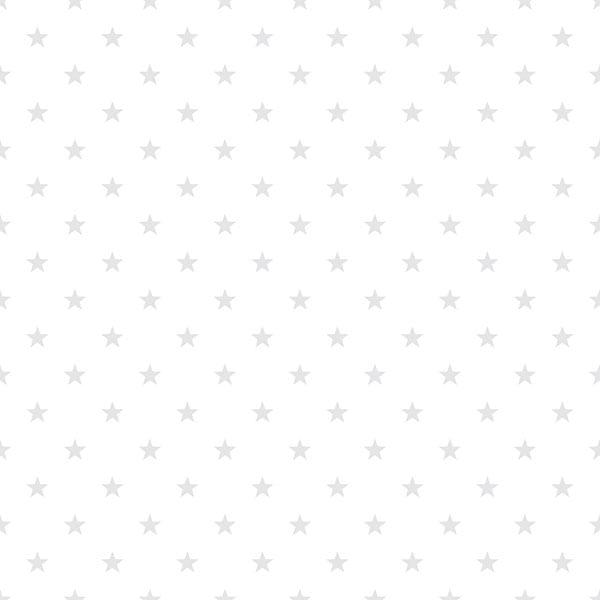 Papel de Parede Just 4 Kids Estrelinhas G56551 - Rolo: 10m x 0,52m