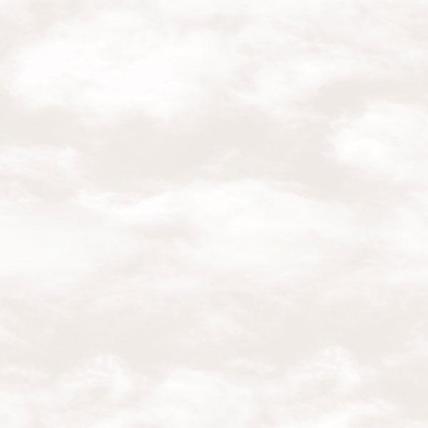 Papel de Parede Just 4 Kids Nuvens G56535 - Rolo: 10m x 0,52m