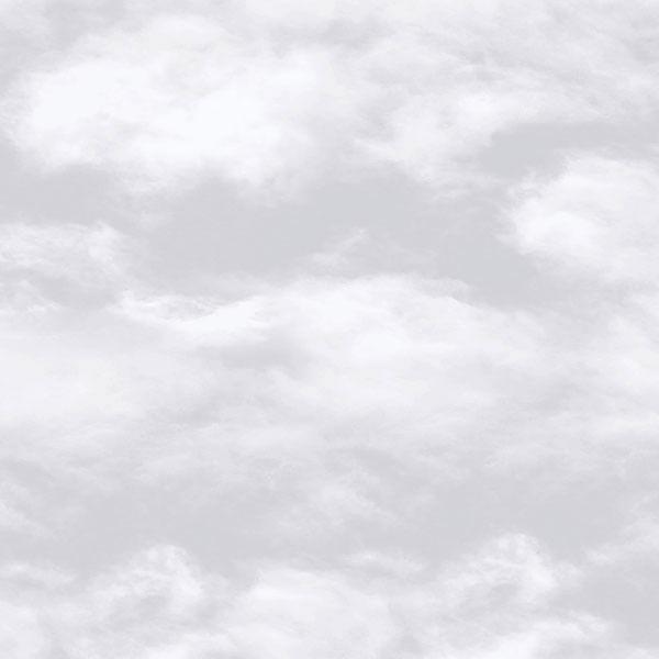 Papel de Parede Just 4 Kids Nuvens G56532 - Rolo: 10m x 0,52m
