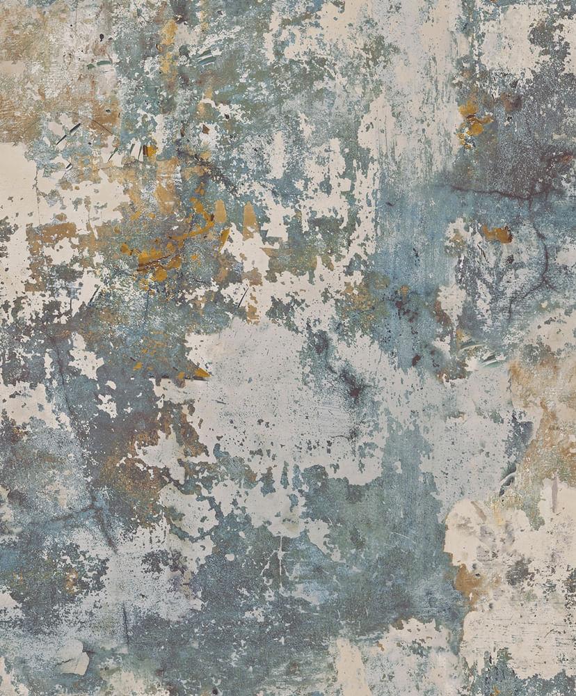 Papel de Parede Exposure EP3001 Parede Desgastada - Rolo: 10m x 0,53m