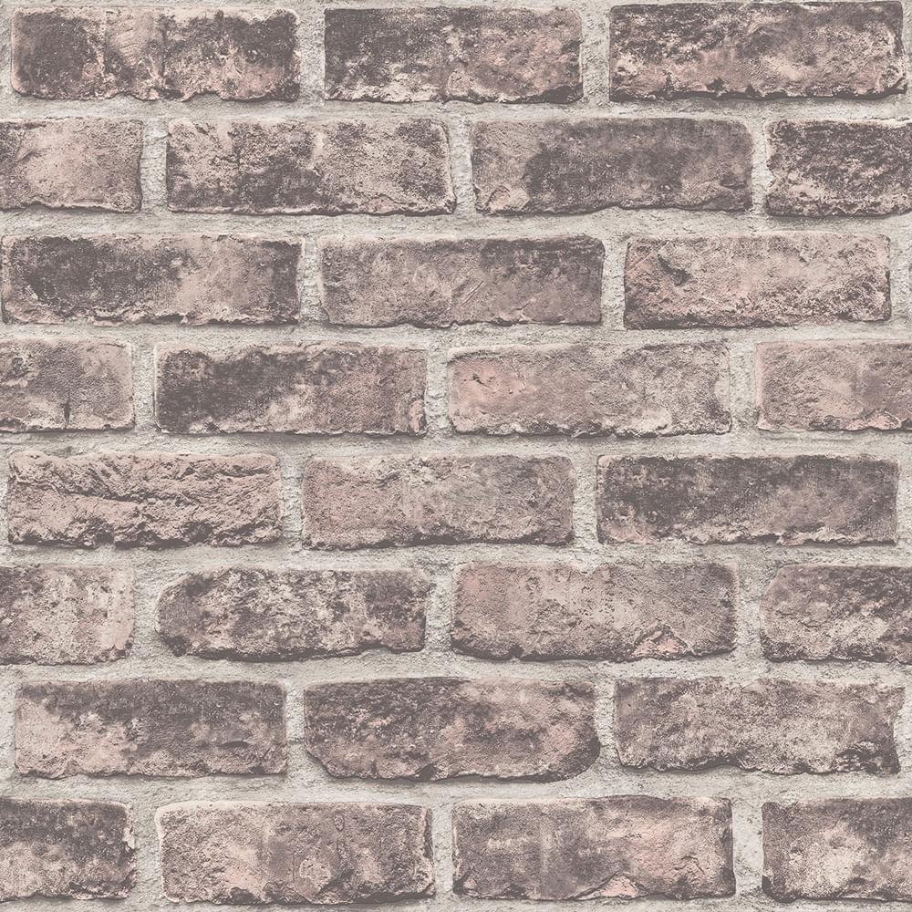 Papel de Parede Exposure EP2303 Parede de Tijolos - Rolo: 10m x 0,53m