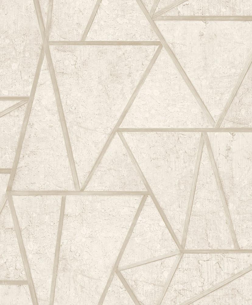 Papel de Parede Exposure EP3701 Telhas de Calcário - Rolo: 10m x 0,53m