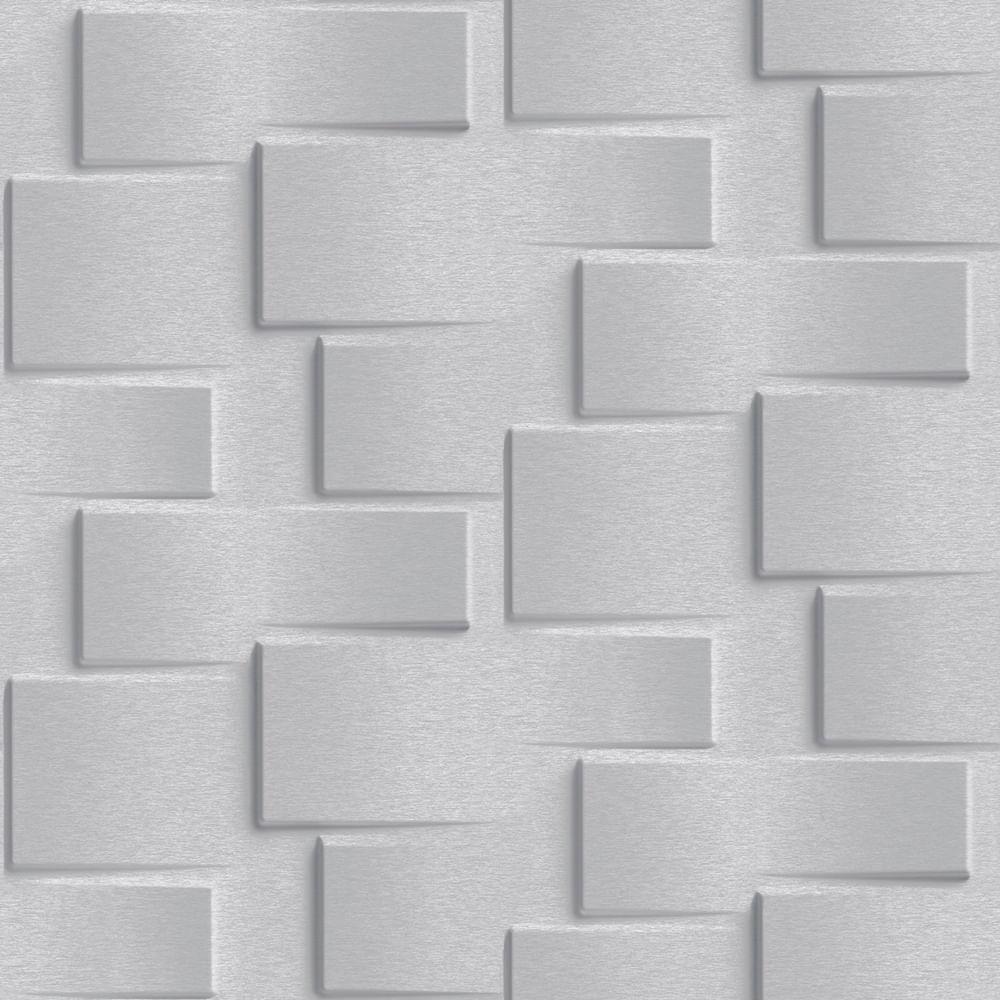 Papel de Parede Exposure EP3302 Parede de Pedra 3D - Rolo: 10m x 0,53m