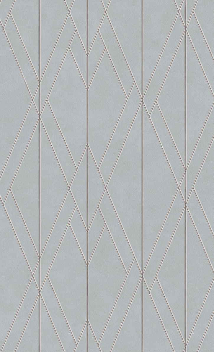 Papel de Parede Finesse Formas Geométricas 219715 - Rolo: 10m x 0,53m