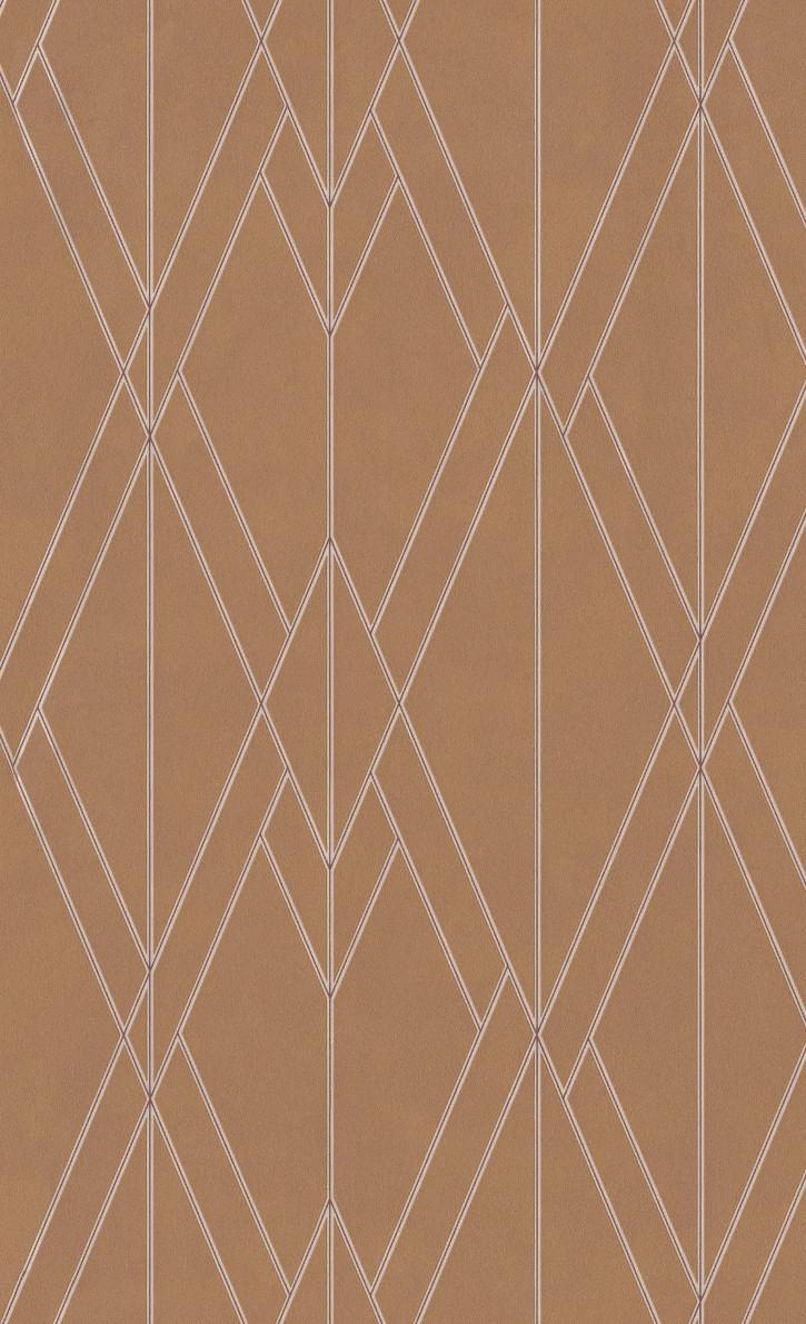 Papel de Parede Finesse Formas Geométricas 219714 - Rolo: 10m x 0,53m
