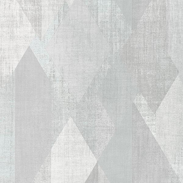 Papel de Parede Geometrix Losango GX37638 - Rolo: 10m x 0,53m