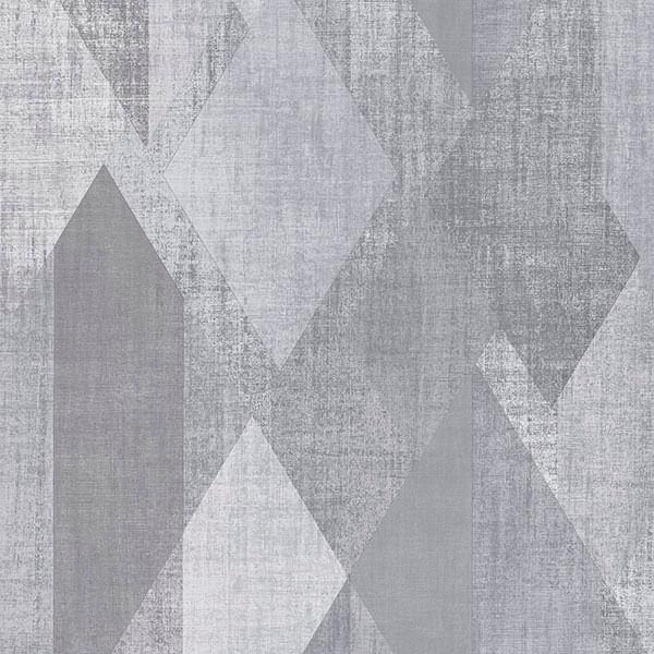 Papel de Parede Geometrix Losango GX37637 - Rolo: 10m x 0,53m