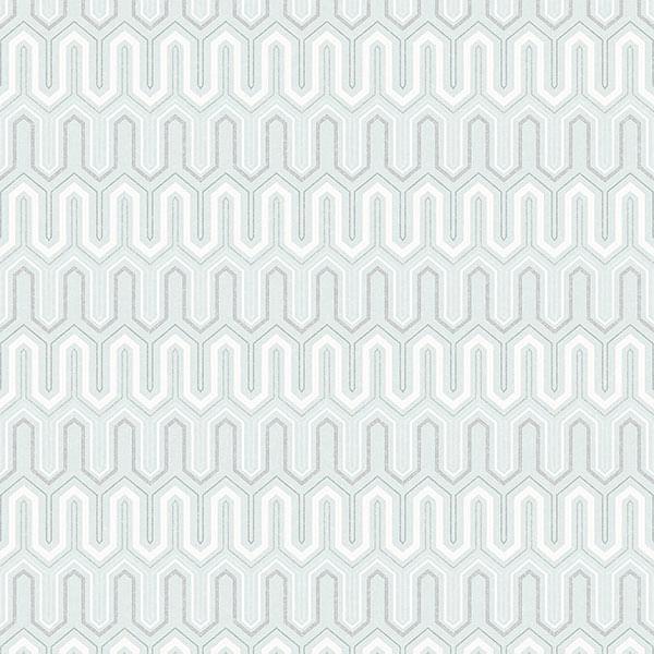 Papel de Parede Geometrix Hexágono GX37617 - Rolo: 10m x 0,53m