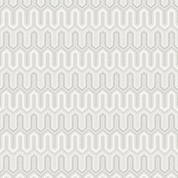Papel de Parede Geometrix Hexágono GX37616 - Rolo: 10m x 0,53m