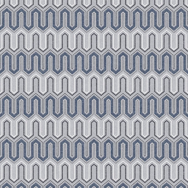 Papel de Parede Geometrix Hexágono GX37611 - Rolo: 10m x 0,53m
