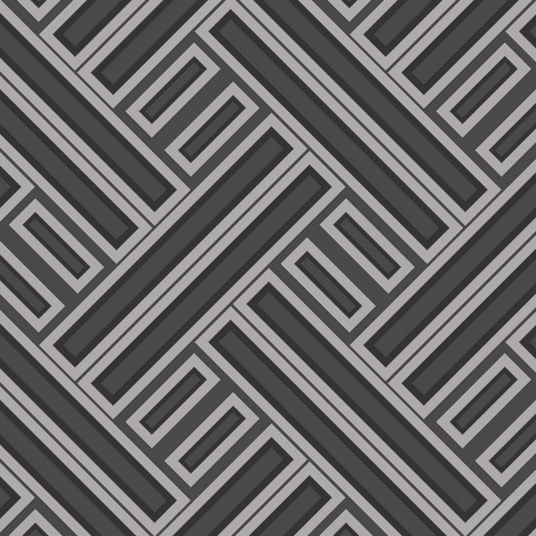 Papel de Parede Geometrix Geométrico GX37603 - Rolo: 10m x 0,53m