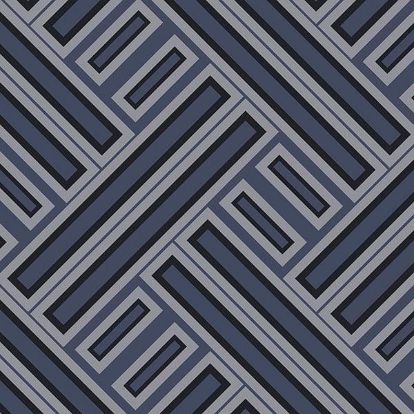 Papel de Parede Geometrix Geométrico GX37602 - Rolo: 10m x 0,53m