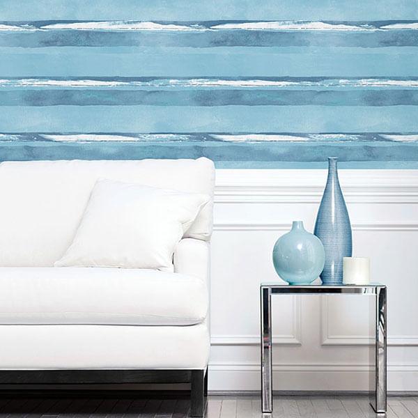 Papel de Parede Smart Stripes 2 Pintura Vertical G67591 - Rolo: 10m x 0,53m