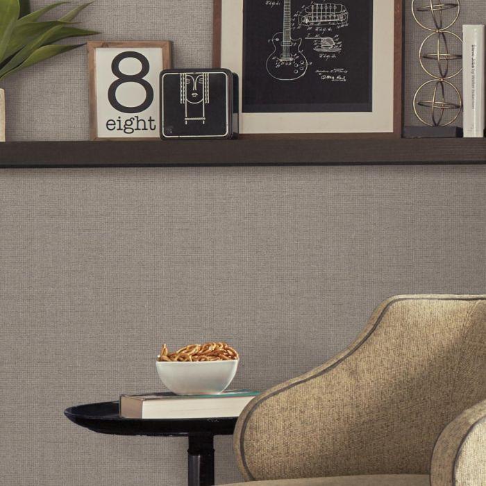 Papel de Parede Modern Art Tecido UC3859 - Rolo: 10m x 0,52m