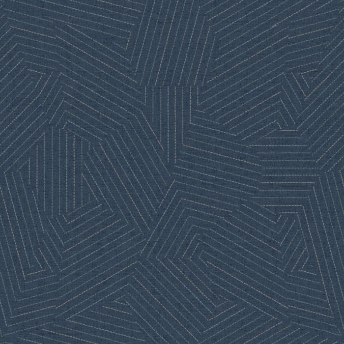 Papel de Parede Modern Art Prisma Costurada UC3803 - Rolo: 10m x 0,52m