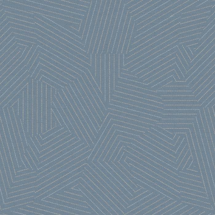 Papel de Parede Modern Art Prisma Costurada UC3802 - Rolo: 10m x 0,52m