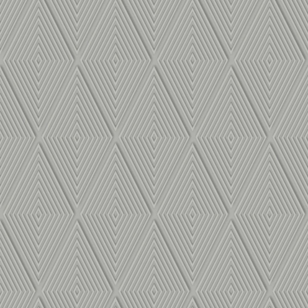 Papel de Parede Modern Art Losango DI4763 - Rolo: 10m x 0,52m