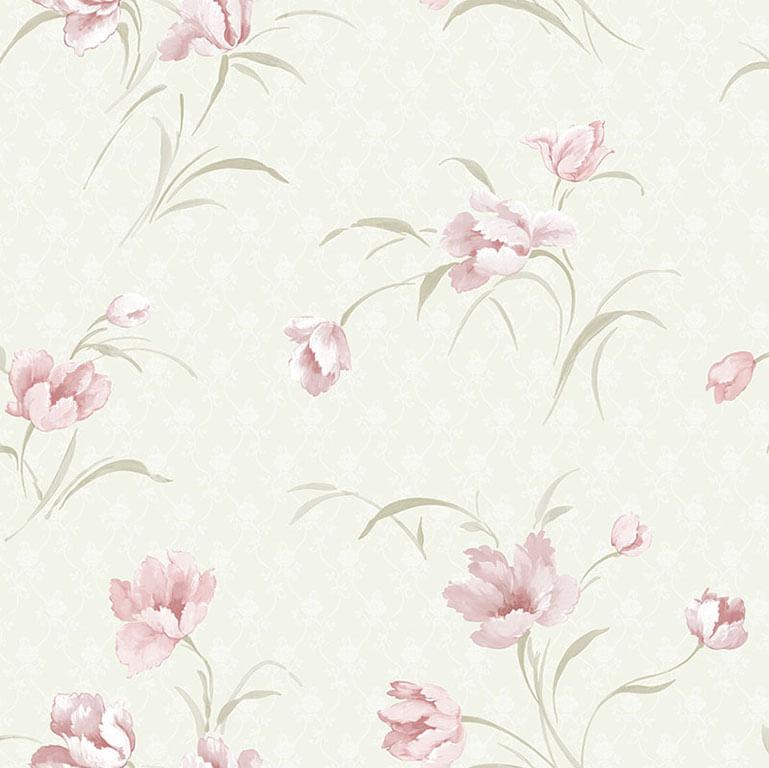 Papel de Parede A Maze Floral RN22321 - Rolo: 10m x 0,53m