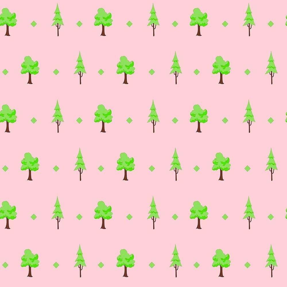 Papel de Parede Play Árvores 97805 - Rolo: 10m x 0,53m