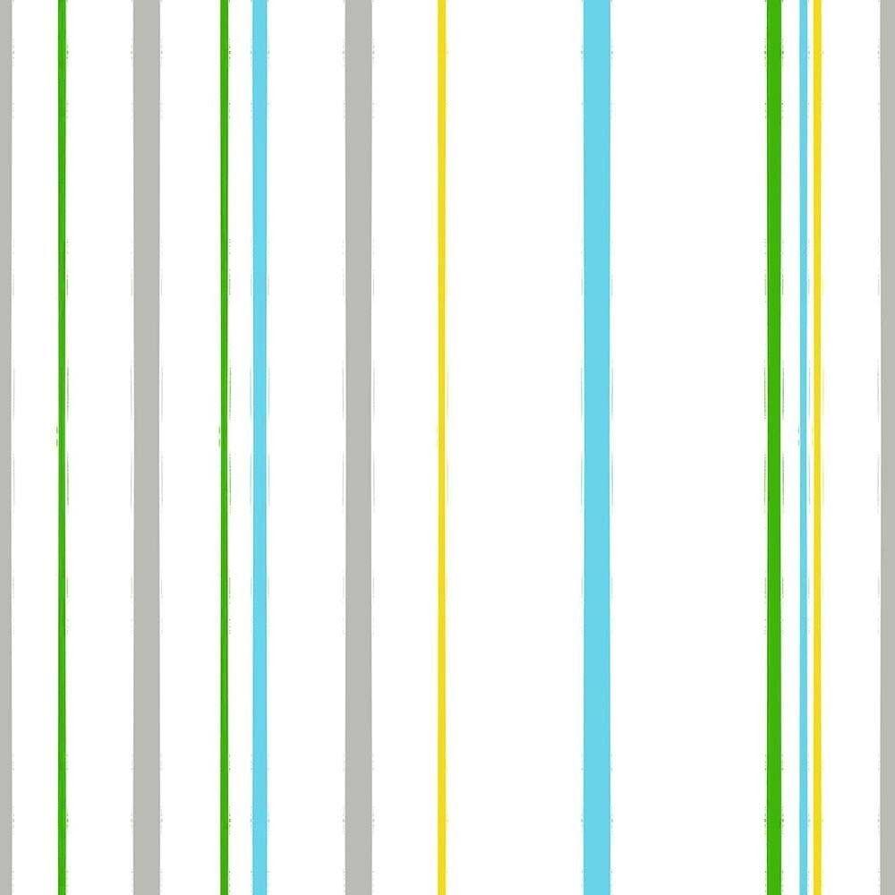 Papel de Parede Play Listrado 97304 - Rolo: 10m x 0,53m