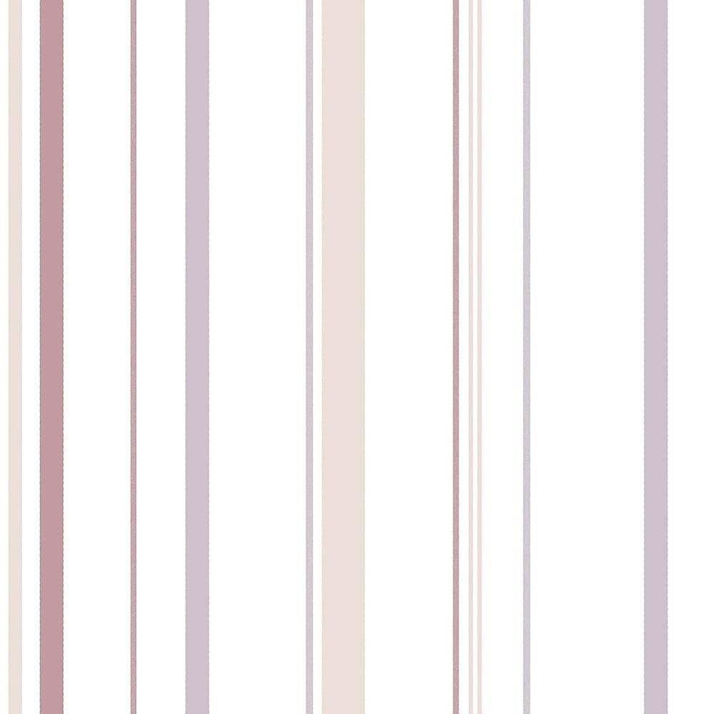 Papel de Parede Play Listrado 96606 - Rolo: 10m x 0,53m