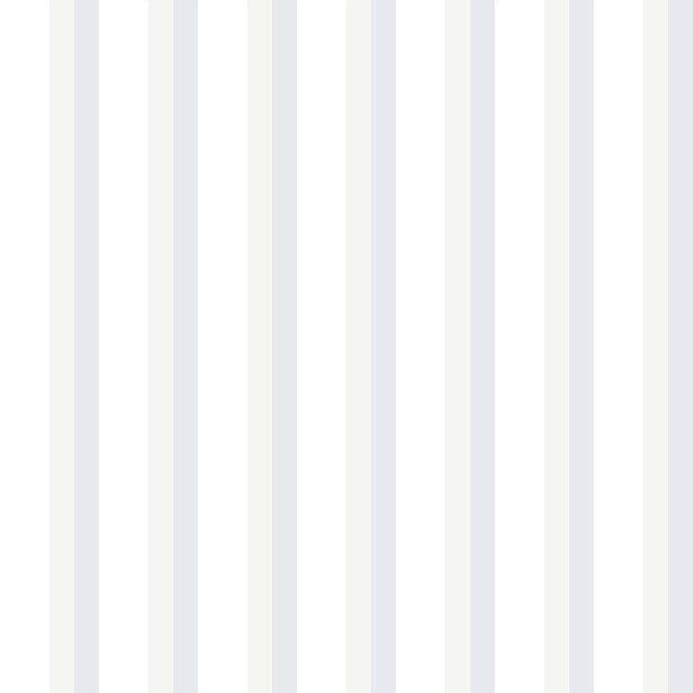Papel de Parede Lullaby Listrado Cinza 2313 - Rolo: 10m x 0,53m