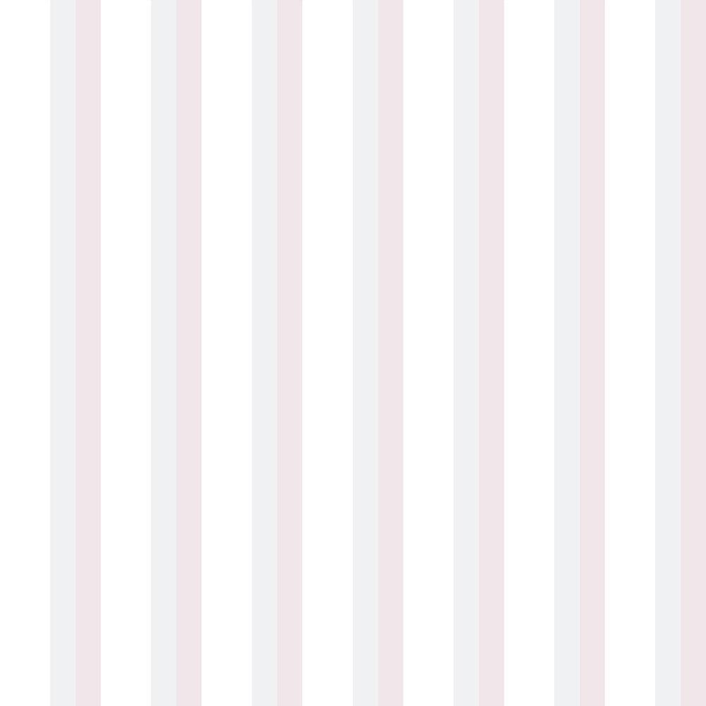 Papel de Parede Lullaby Listrado Rosa 2312 - Rolo: 10m x 0,53m