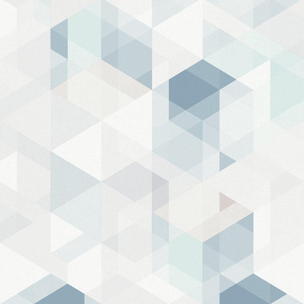 Papel de Parede Perspectives Ivar PP3501 - Rolo: 10m x 0,53m