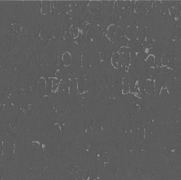 Papel Parede Urban Chic Letras 646220 - Rolo: 10m x 0,53m