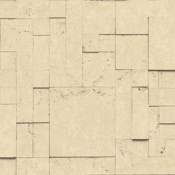 Papel de Parede Hexagone Pavé L58907 - Rolo: 10m x 0,53m
