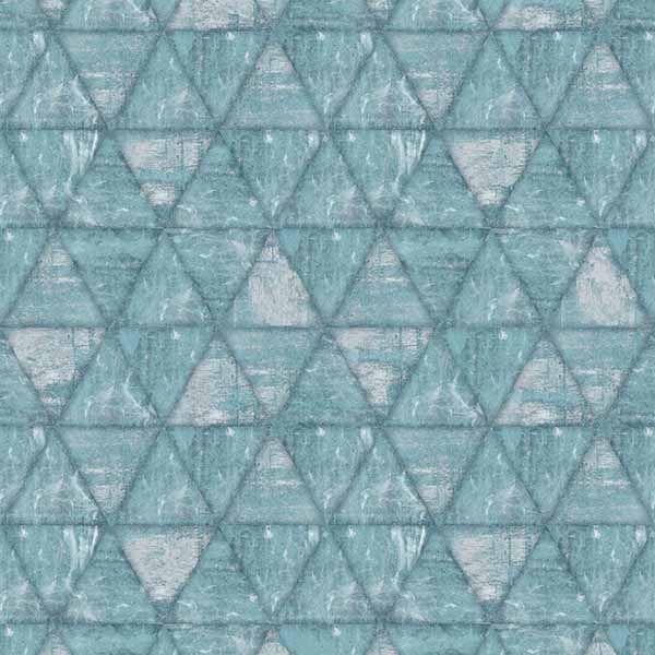 Papel de Parede Hexagone Pyramide L61701 - Rolo: 10m x 0,53m