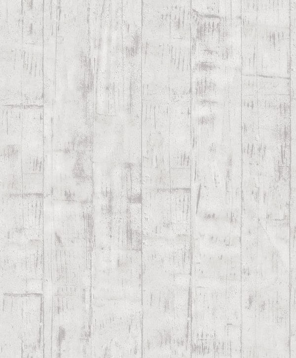 Papel de ParedeInfinity Madeira Branca IF4003 - Rolo: 10m x 0,53m