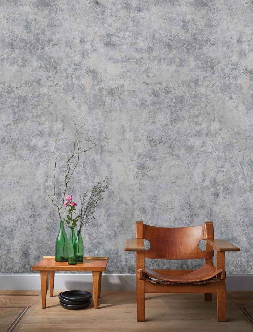 Mural de Parede Exposure MO6001 Cimento