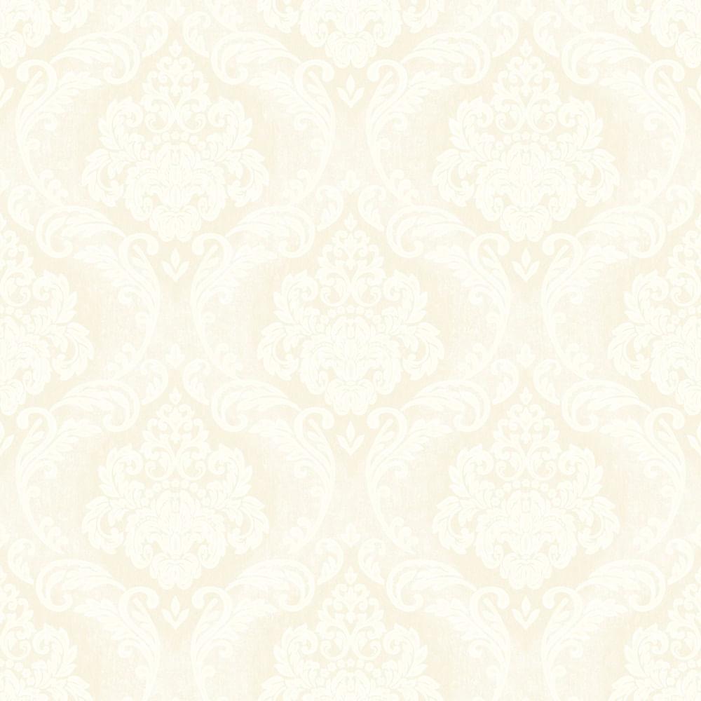 Papel de Parede Paris SH Damask Alto Relevo LC5001 - Rolo: 10m x 0,53m