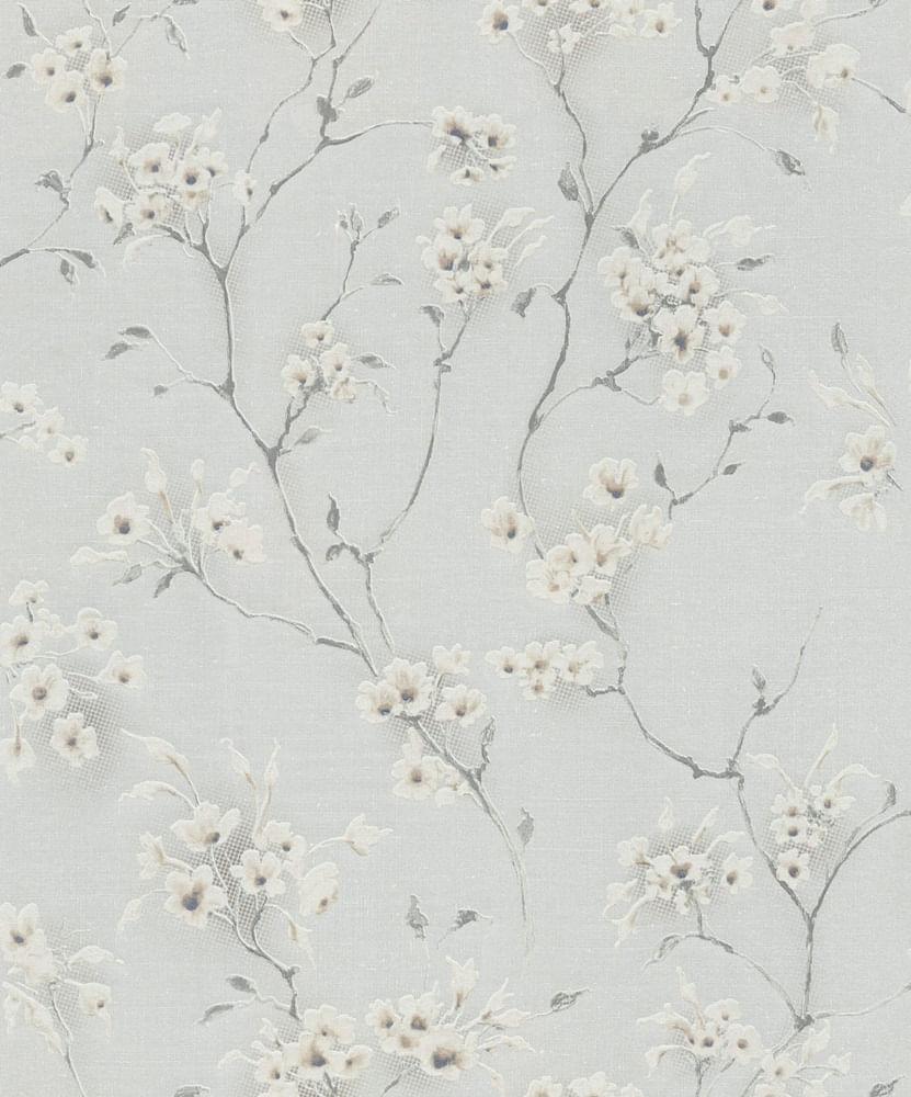 Papel de Parede Paris SH Flor Oriental MF1003 - Rolo: 10m x 0,53m
