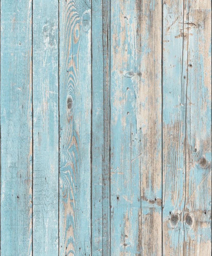 Papel de Parede Paris SH Madeira Rústica NH8002 - Rolo: 10m x 0,53m