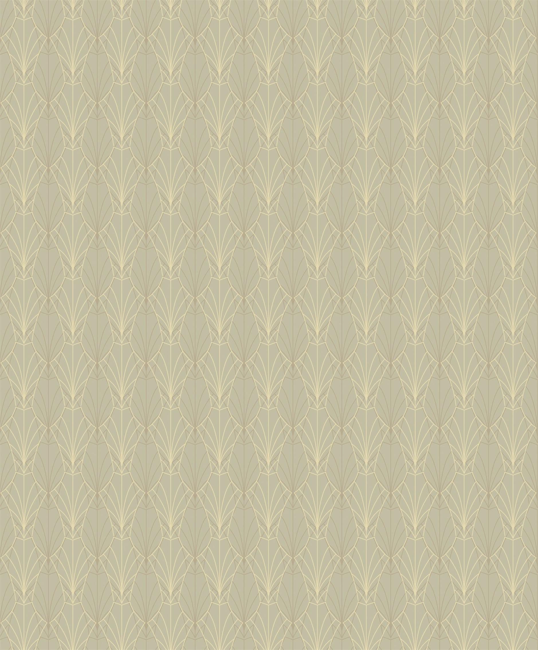Papel de Parede Modern Maison Formas Orgânicas MM559201 - Rolo: 10m x 0,52m