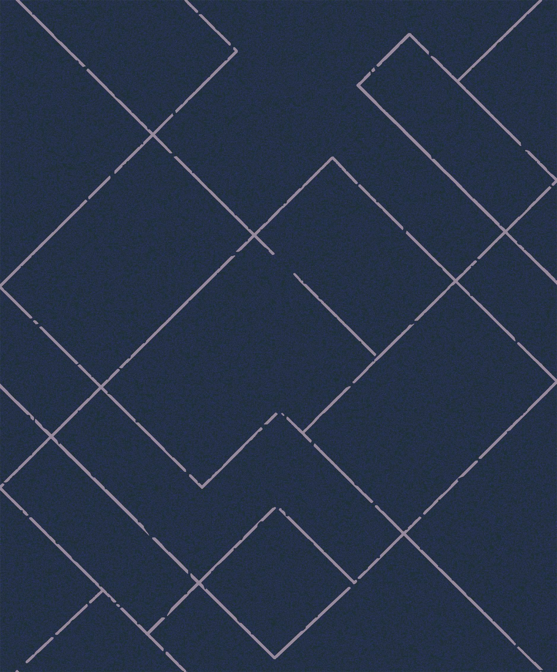 Papel de Parede Modern Maison Linhas Geométricas MM558605 - Rolo: 10m x 0,52m
