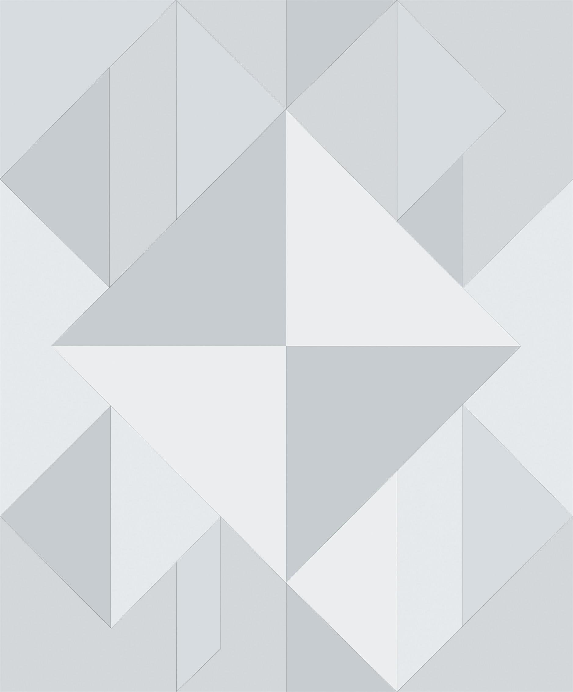 Papel de Parede Modern Maison Geometrico MM558102 - Rolo: 10m x 0,52m