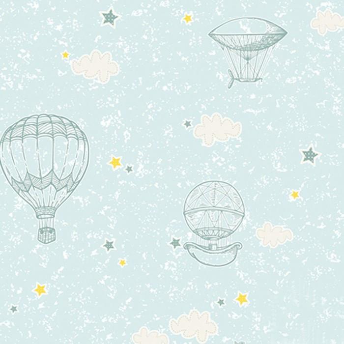 Papel de Parede YOYO Balões YY222705K - Rolo: 10m x 0,53m