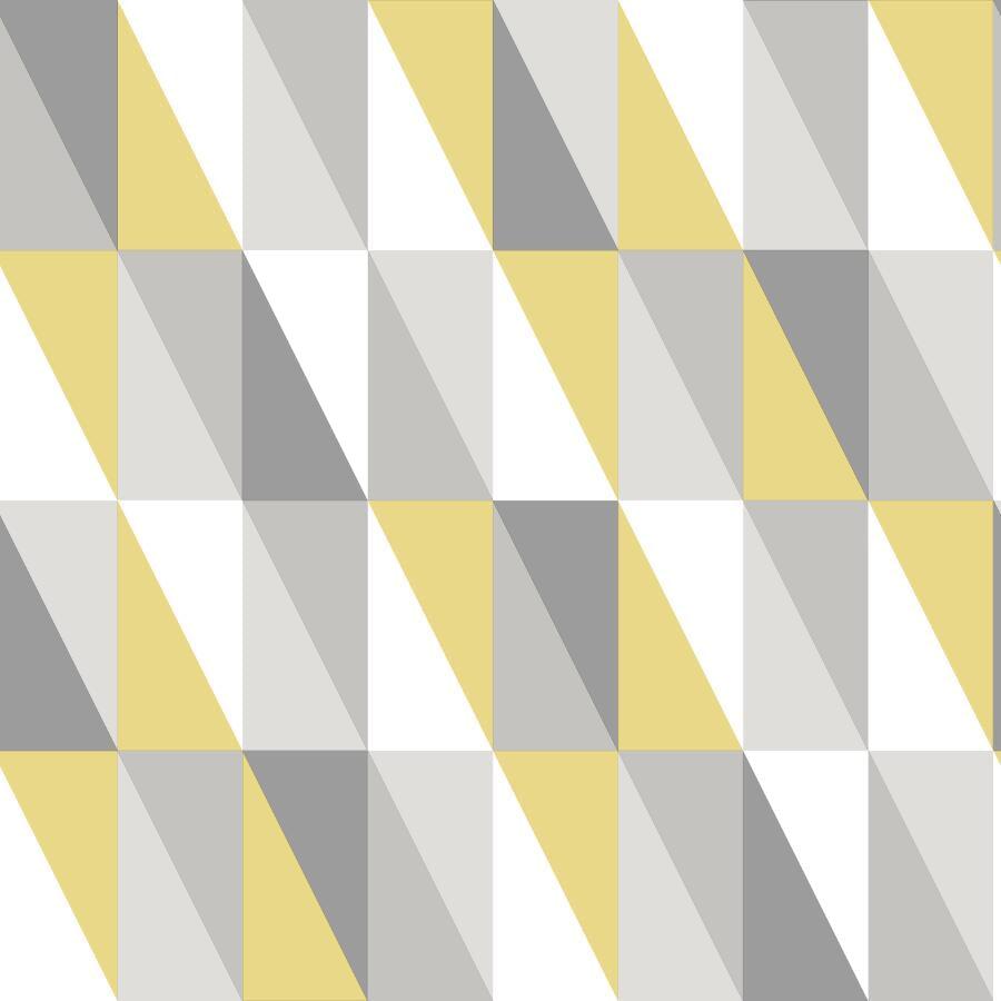 Papel de Parede Little Bandits Geométrico 145138921 - Rolo: 10m x 0,53m