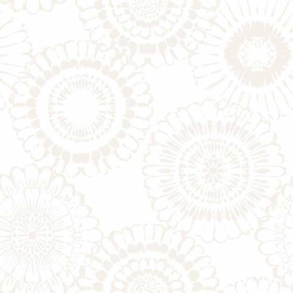 Papel de Parede Little Bandits Mandalas 145138910 - Rolo: 10m x 0,53m