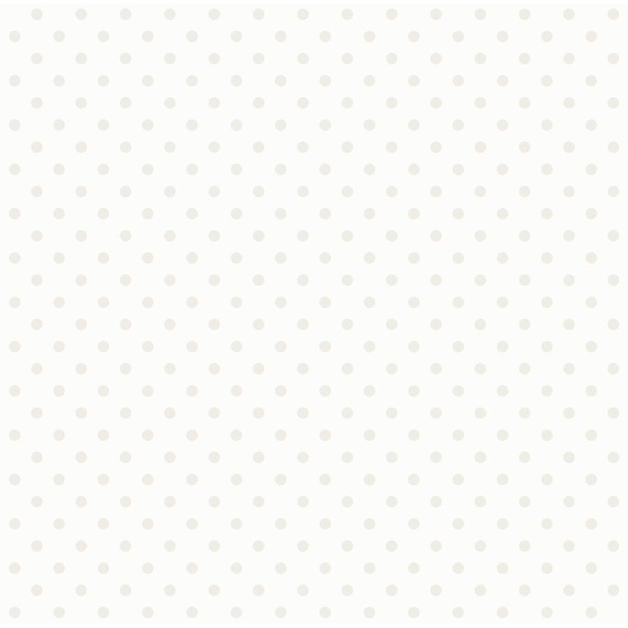 Papel de Parede Little Bandits Poá 145137006 - Rolo: 10m x 0,53m