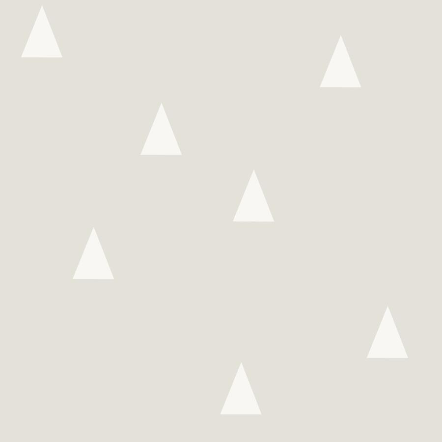 Papel de Parede Little Bandits Triângulos 145128867 - Rolo: 10m x 0,53m