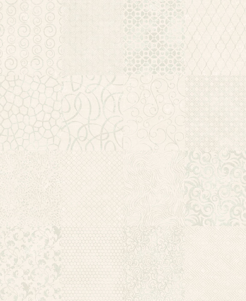 Papel de Parede London Geométrico Abstrato PF9003 - Rolo: 10m x 0,53m