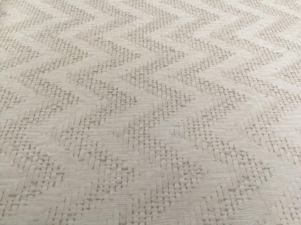 Papel de Parede London Chevron Aspecto Têxtil CB5001 - Rolo: 10m x 0,53m